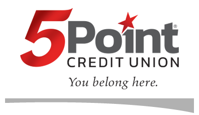 5 Point Credit Union Logo